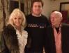 Debbie McGee, Rob Hurt & Paul Daniels