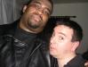Patrice O'Neal & Joel Sanders