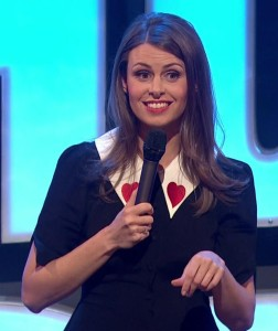 Ellie Taylor On Stage