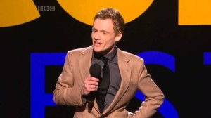 Andrew Lawrence on Stage