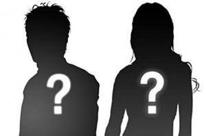 mystery man and woman